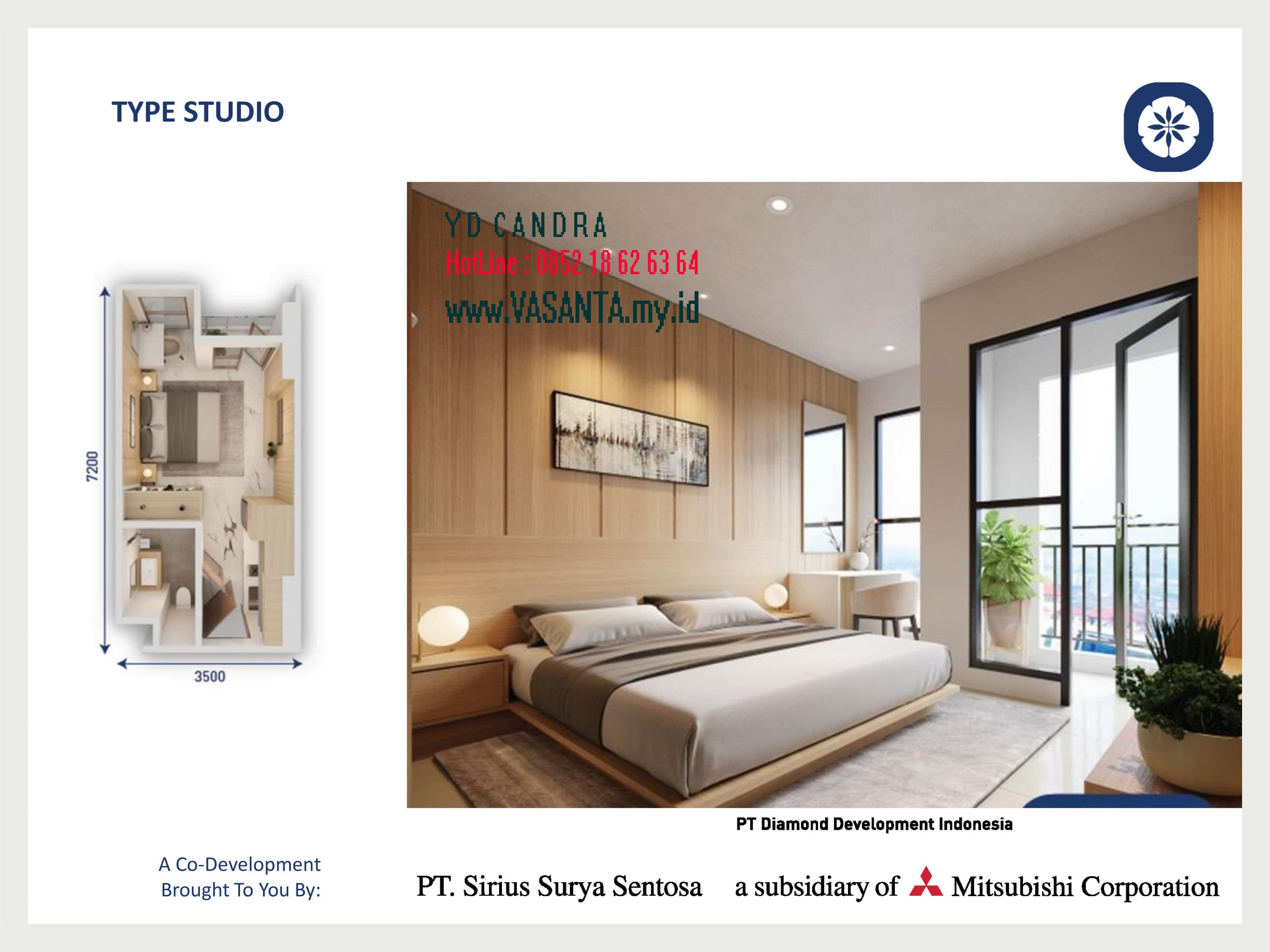 VASANTA Tower Chihana Type Studio