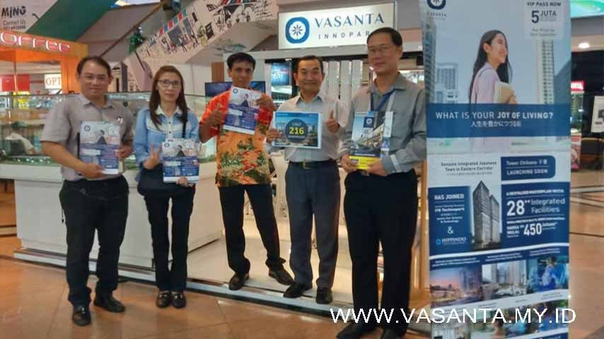 Team Warrior Vasanta di Mangga Dua Mall Jkt 2