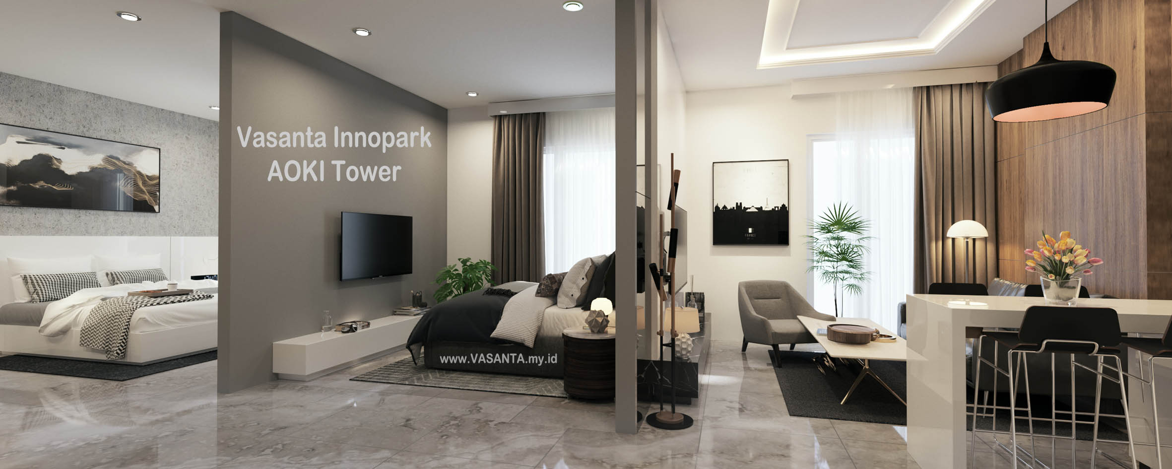 vasanta-innopark-tower-AOKI-type-2br-show-unit